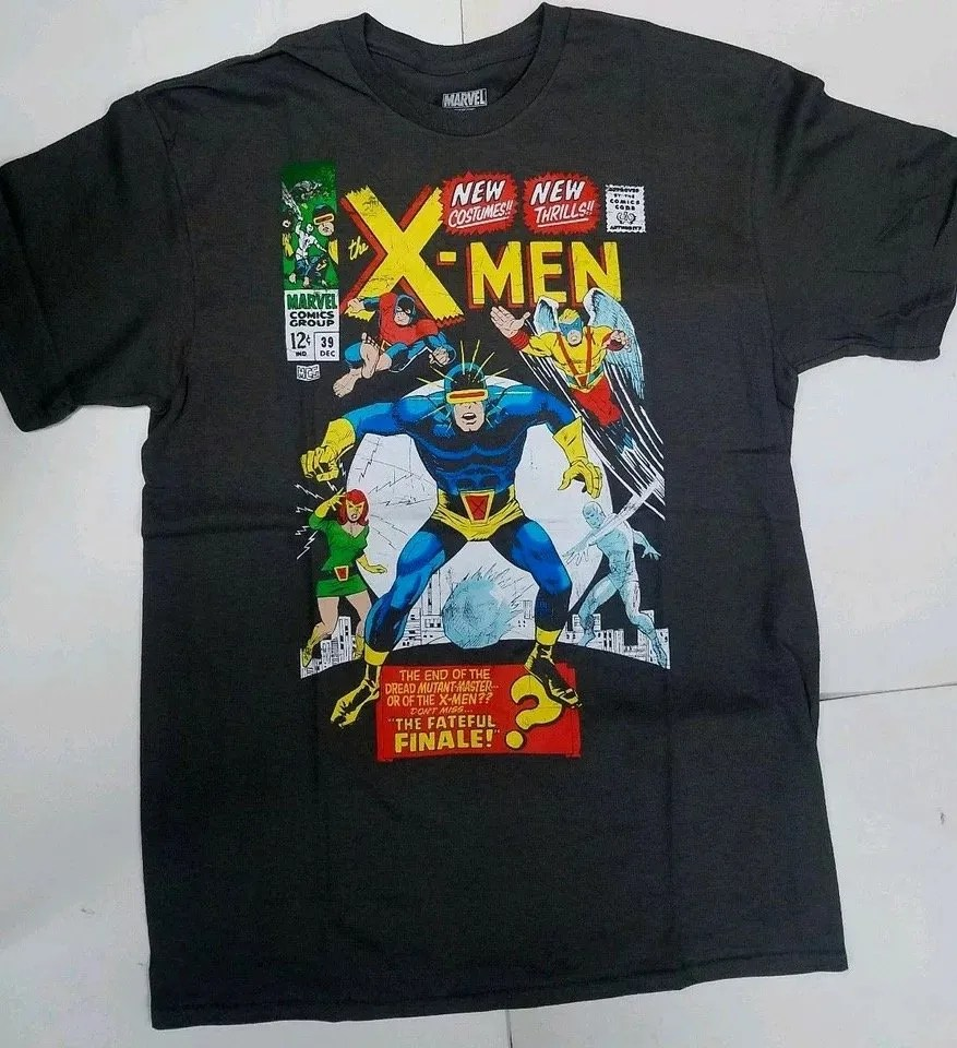 Marvel X-Men Comics Cyclops T-Shirt - Marvelofficial.com