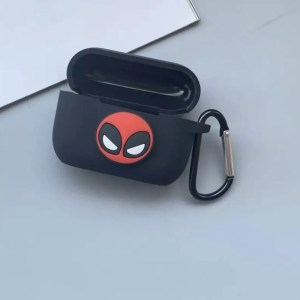Apple AirPods Pro Case Marvel Deadpool Blue - Marvelofficial.com