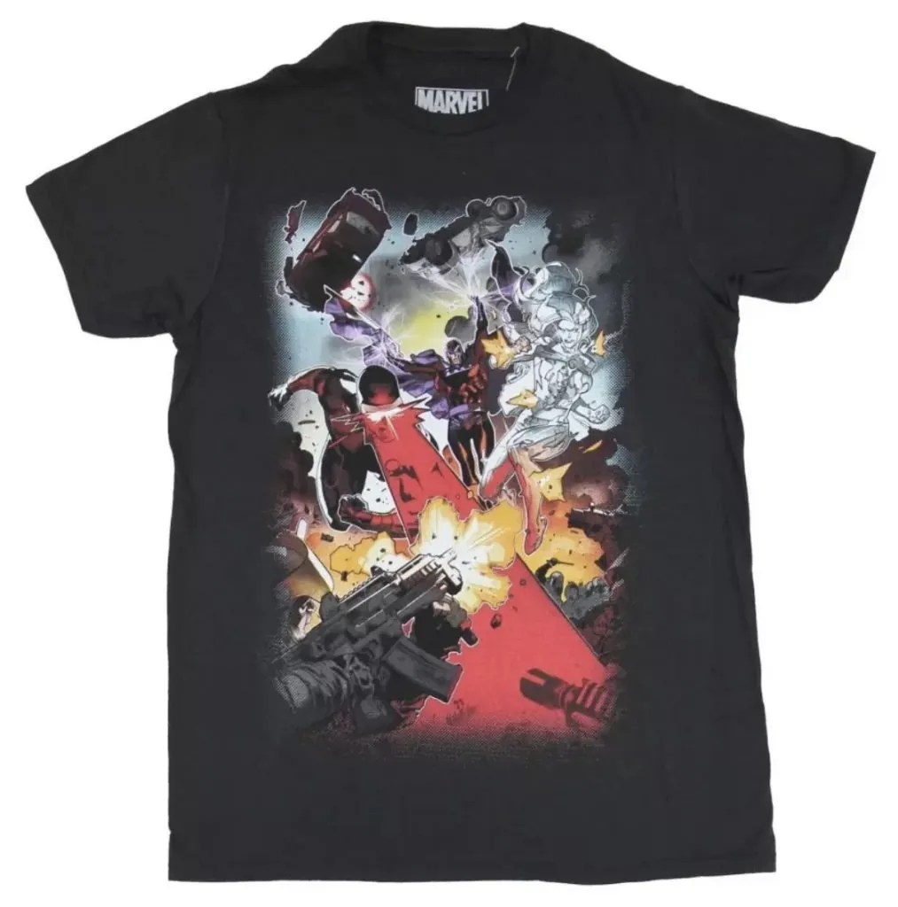 Marvel X-Men Destruction T-Shirt - X-men t-shirt collection - Marvelofficial.com