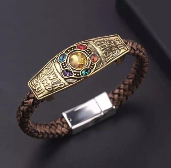 Marvel Tanos Infinity Stones Bracelet - Marvelofficial.com