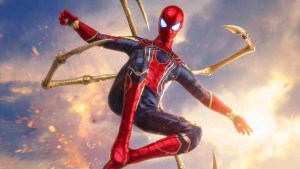 iron spider movie - marvelofficial.com