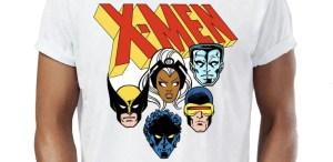 Classic x-men t shirt - marvelofficial.com