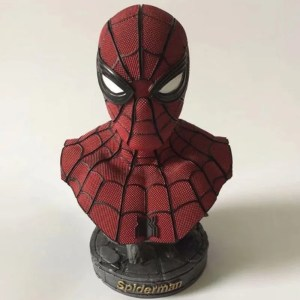 Spider-Man Half Bust Statue Action Figures 23cm - marvelofficial.com