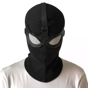 Spider man stealth suit mask - Marvelofficial.com