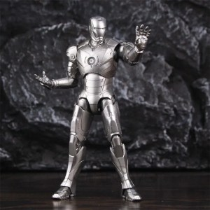 Collectible Iron Man mk 2 movie Figure 17cm - marvlofficial.com