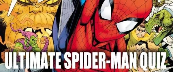 Ultimate spider-man quiz - marvelofficial.com