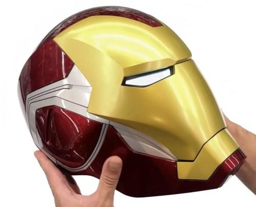 Endgame Iron Man MK85 Helmet [NEW VERSION] - marvelofficial.com