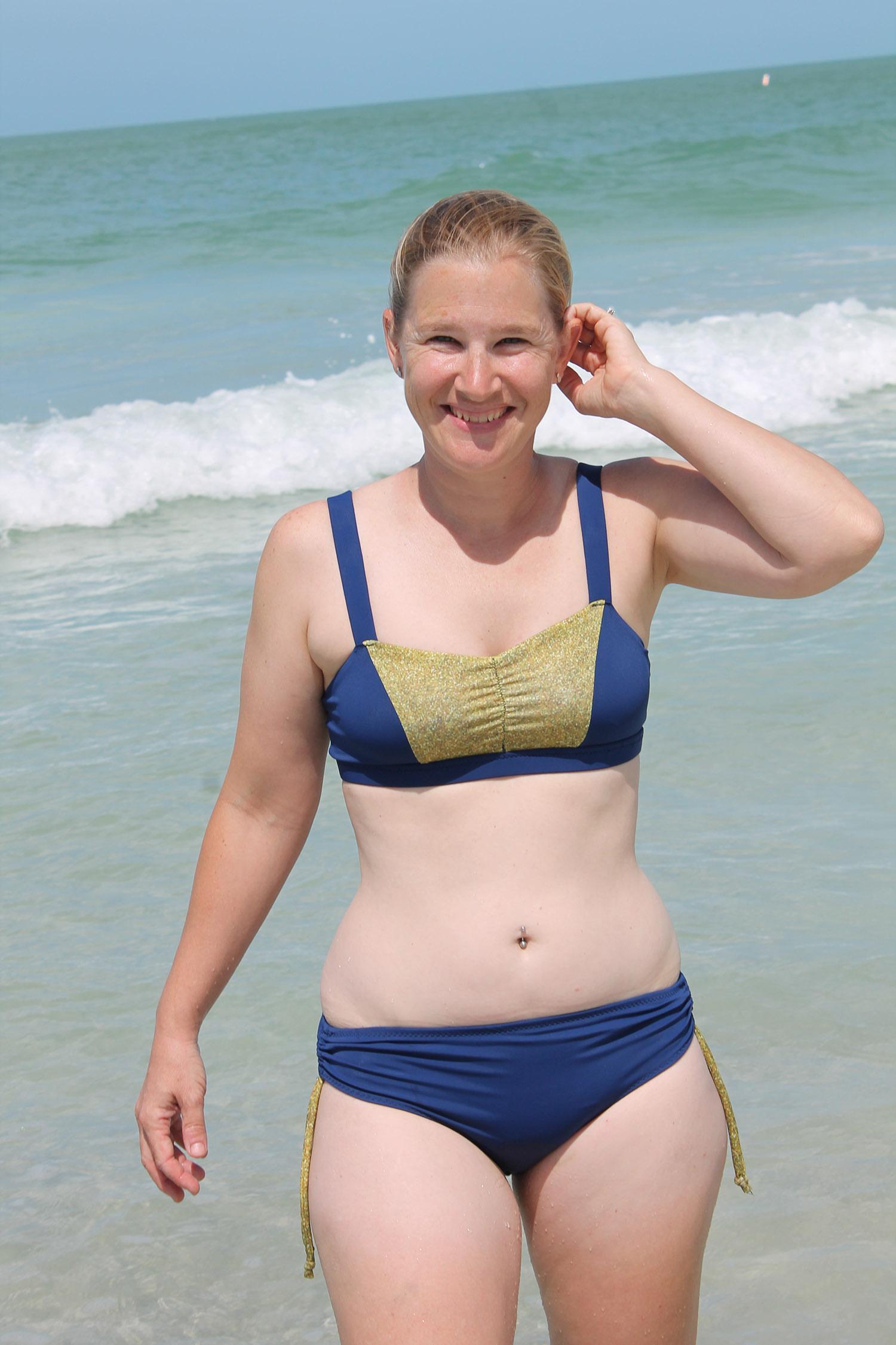 Super tight bikini