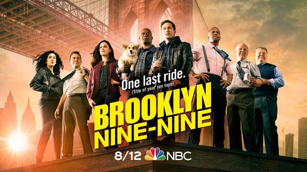 Brooklyn Nine-Nine's final season promo shot exclusively on NBC