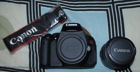New Canon