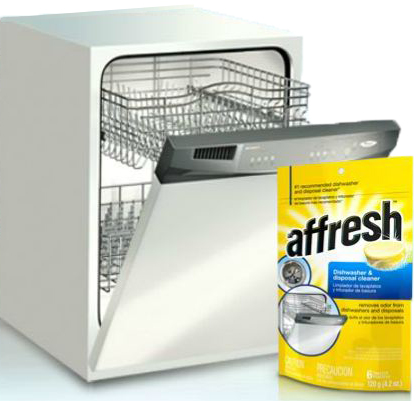 how to clean your smelly dishwasher