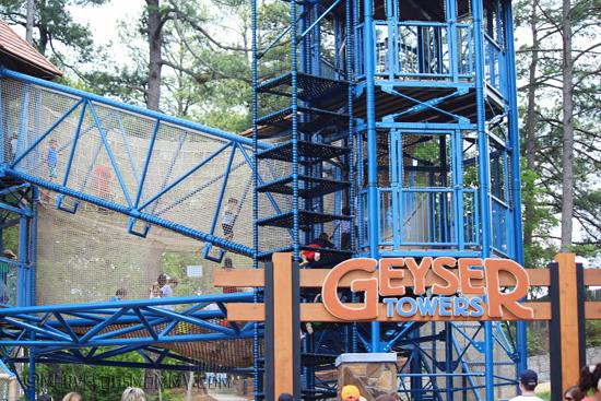 Geyser Towers