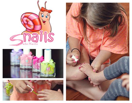 Safe Nails_ Snails _collage