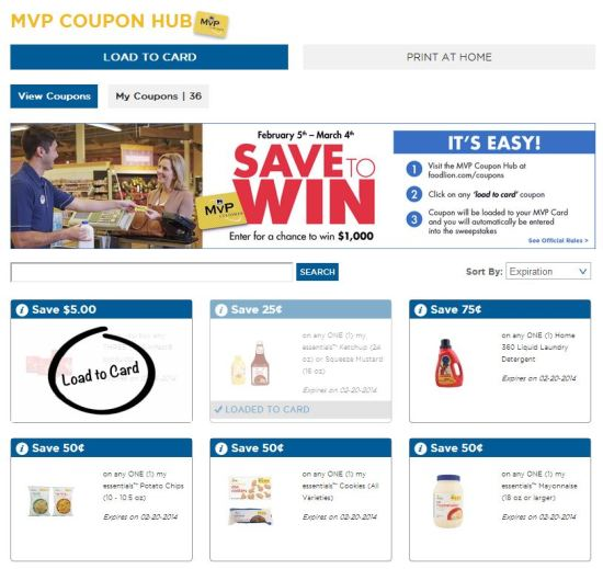how to get free groceries with coupons