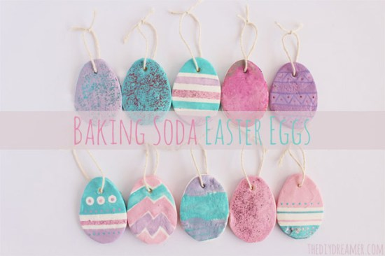 Easter Eggs Craft