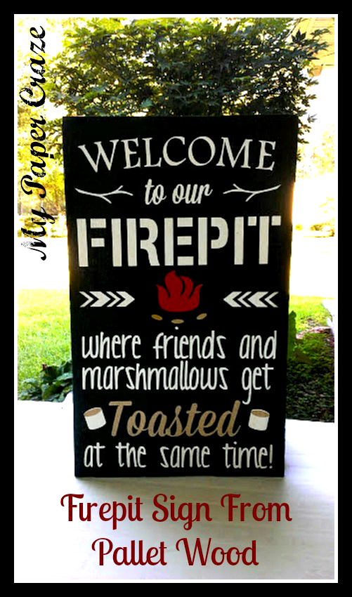Firepit-Sign-From-Pallet-Wood