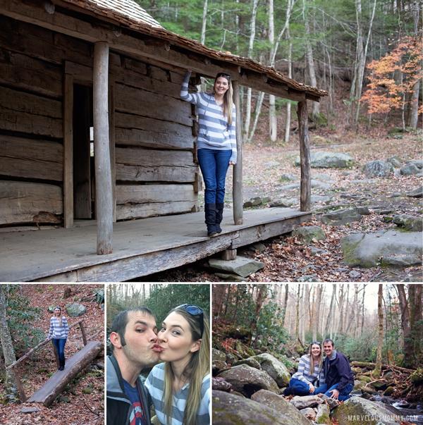 Smoky Mountains Anniversary Trip Photos