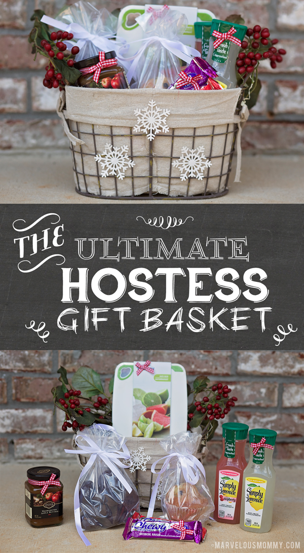 Ultimate Hostess Gift Baskets