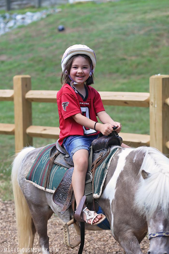 Latta Plantation Nature Reserve - Equestrian Center