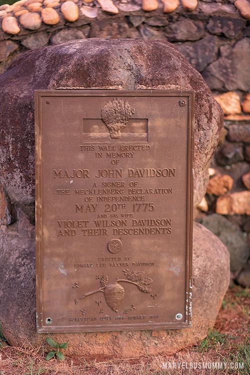 Davidson family cemetery
