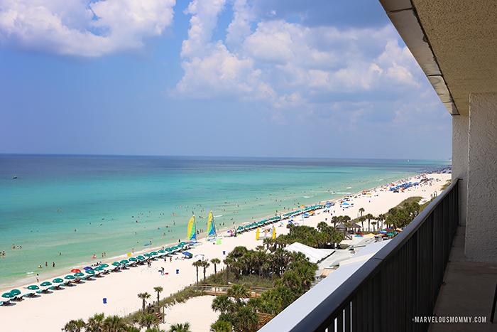Sandpiper Beach Beacon Resort View