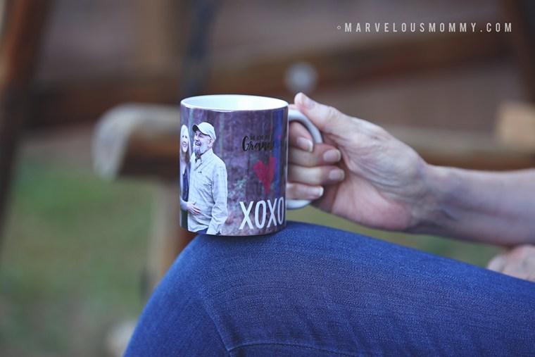 Photo Coffee Mug from Snapfish