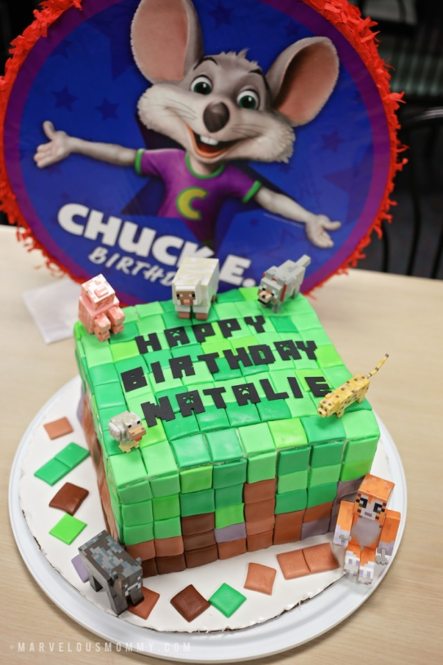 How To Make A Minecraft Cake Marvelous Mommy