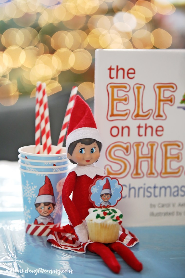 The Elf On The Shelf 174 Welcome Back Celebration
