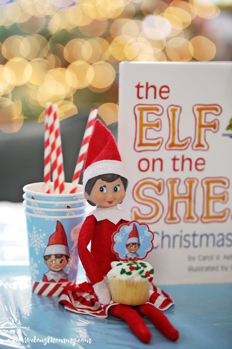 the elf on the shelf u00ae welcome back celebration