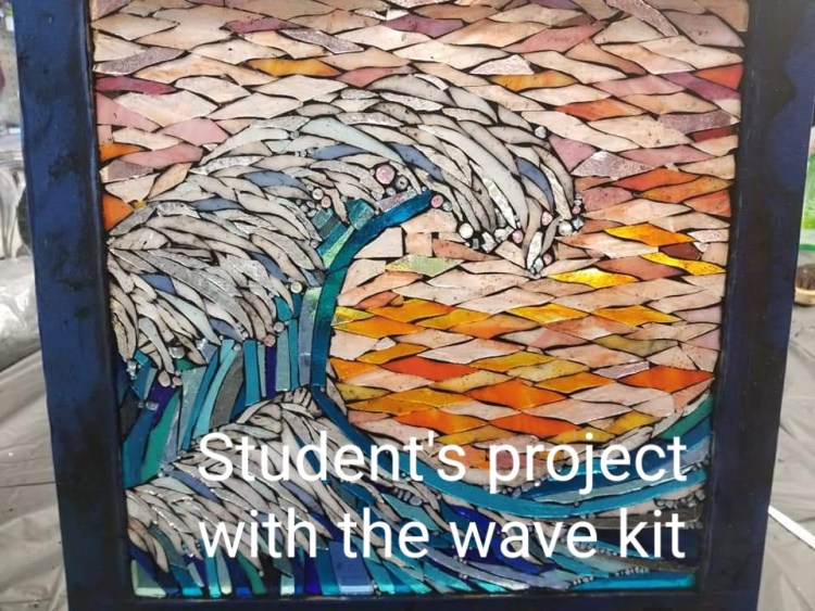 Student's wave kit