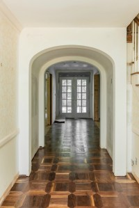 Custom Woodworking | Hallway arches