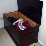 Hope Chest by Doug Marvel, Marvelous Woodworking
