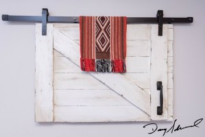 Barn Door | Custom Woodworking | Reclaimed Wood