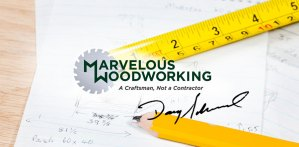 Working with Marvelous Woodworking