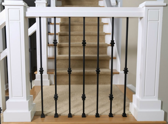 balusters: Updating Your Staircase