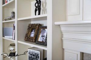 custom fireplace mantel_detail