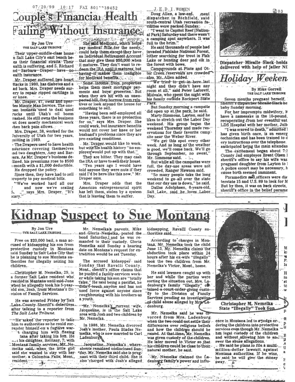 1991NewspaperKidnapping