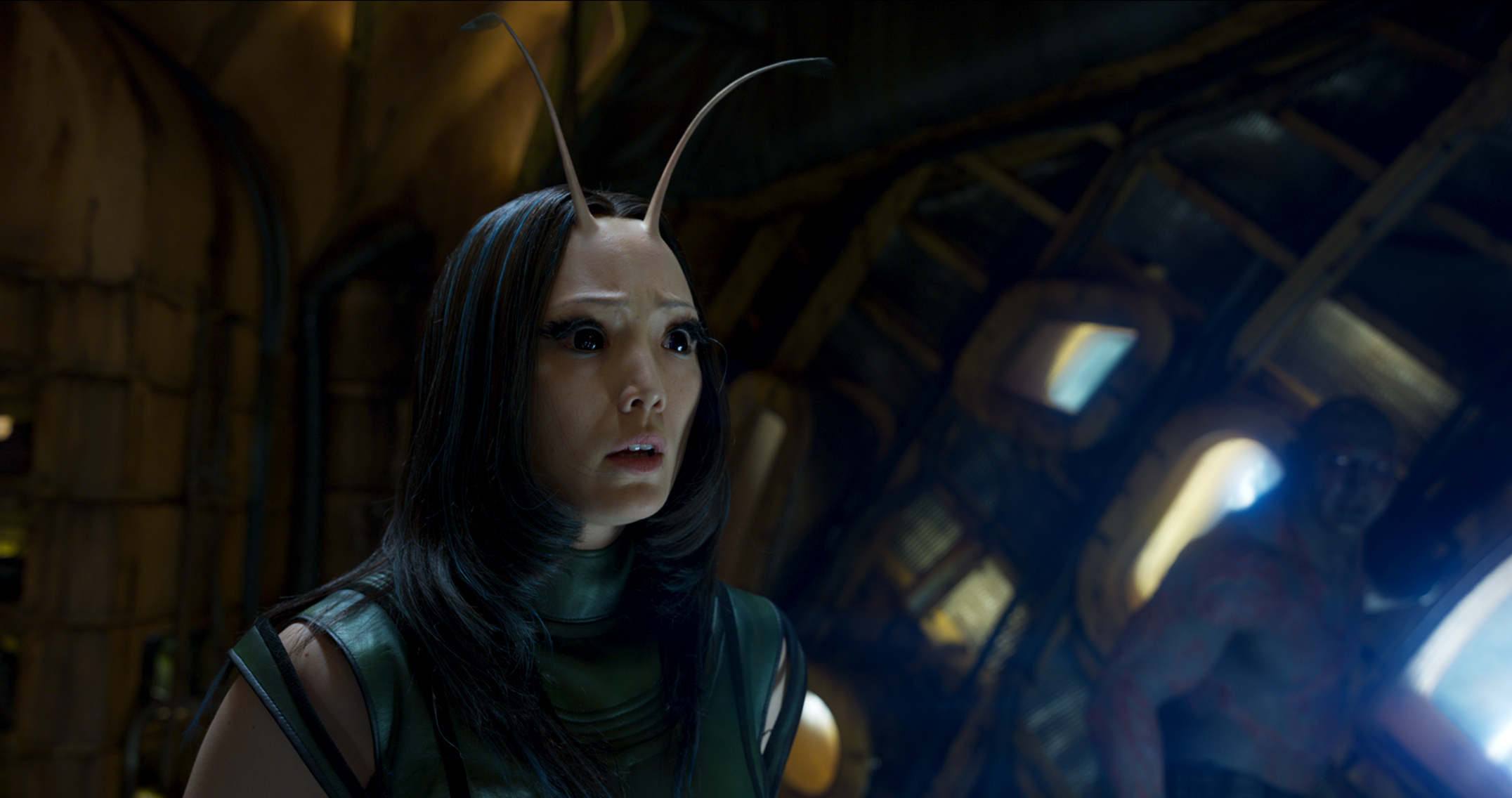 Guardians Of The Galaxy Vol. 2..Mantis (Pom Klementieff)..Ph: Film Frame..©Marvel Studios 2017