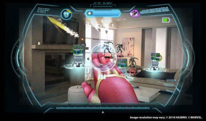 HERO VISION IRON MAN AR EXPERIENCE - In-App (4)
