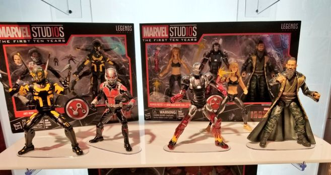 Hasbro Marvel Studios First 10 years 3