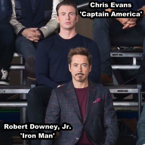 Marvel Studios class photo 28