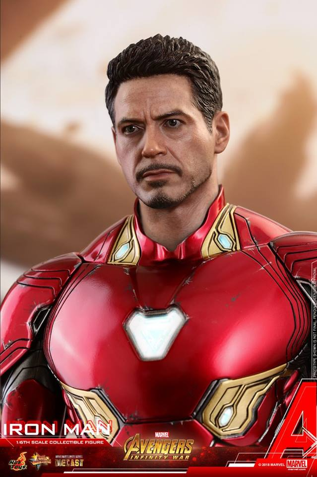 Hot Toys provides best look yet at 'Avengers: Infinity War