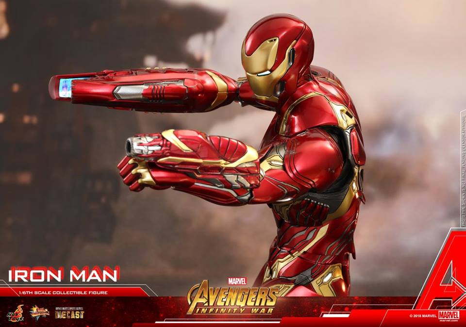 Hot Toys Provides Best Look Yet At Avengers Infinity War