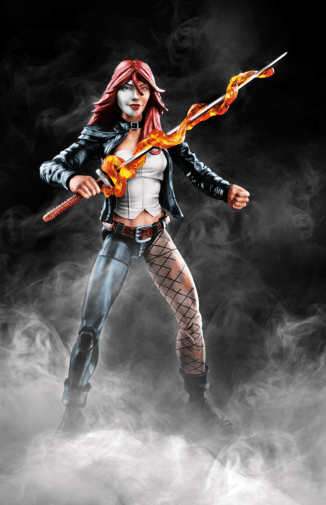 MARVEL VENOM LEGENDS SERIES 6-INCH Figure Assortment (Typhoid Mary)