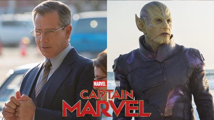 Ben Mendelsohn On Skrullin And What Makes Captain Marvel A