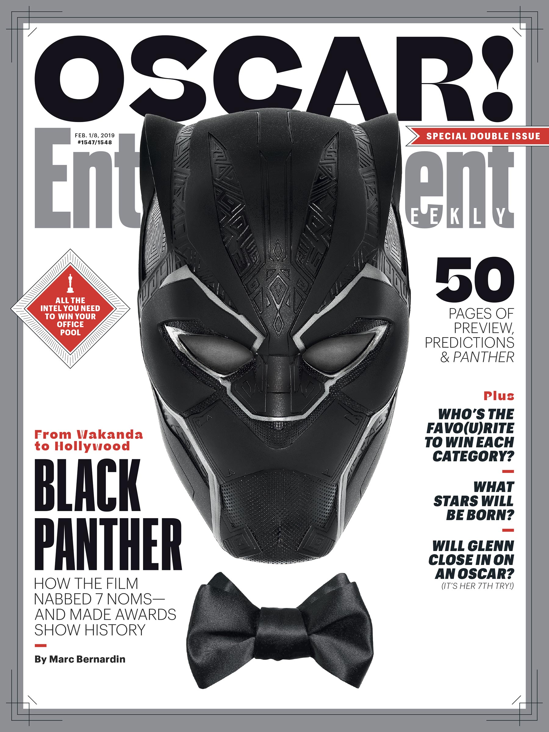 Entertainment Weekly Best Of 2020 Black Panther' Academy Award nominations celebrated on latest