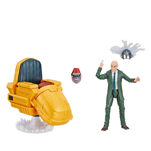 MARVEL LEGENDS SERIES 6-INCH Vehicles Assortment Wave 1 (Professor X with Hover Chair) - oop 2