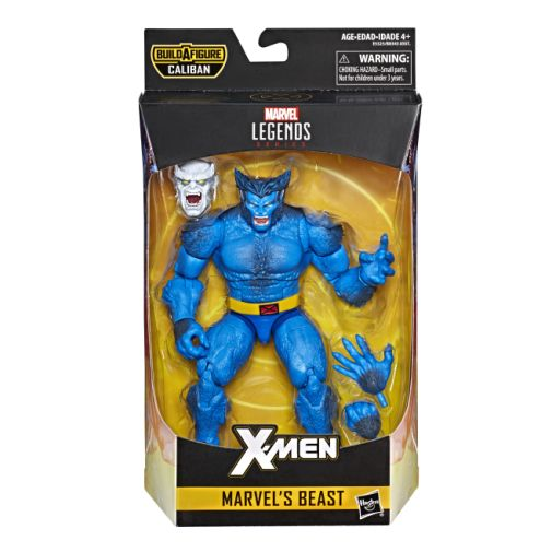Marvel X-Men Legends Series 6-Inch Figure Assortment (Beast) - in pck