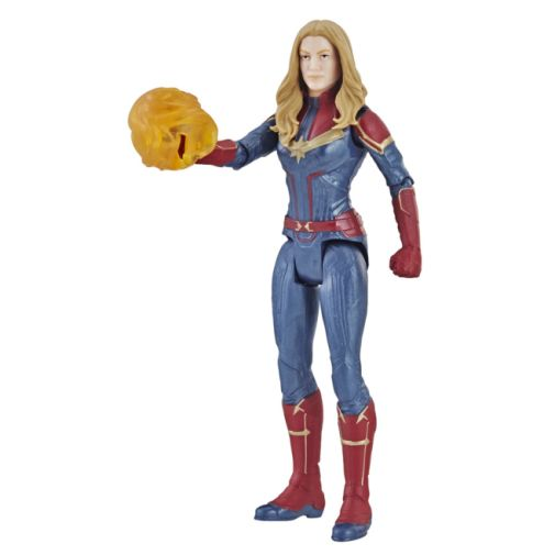 MARVEL AVENGERS ENDGAME CAPTAIN MARVEL 6 INCH FIGURE oop
