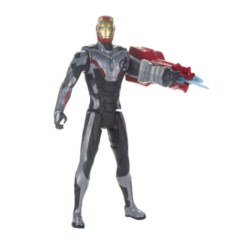 MARVEL AVENGERS ENDGAME TITAN HERO POWER FX IRON MAN oop